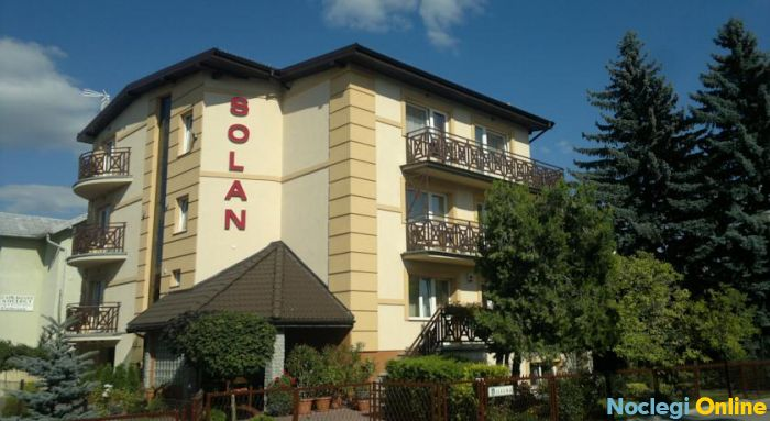 Willa SolanHotel