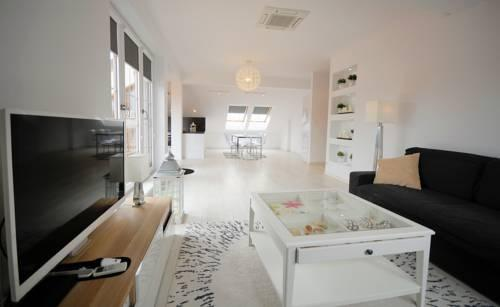 Apartament z tarasem Plaza 22