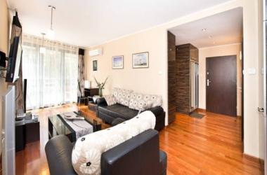 Apartament w Willi Woda w Juracie