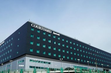 Courtyard by Marriott Warsaw Airport ****